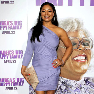 Los Angeles Premiere of Tyler Perry's 'Madea's Big Happy Family' - wenn3302901