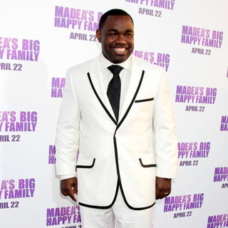 Rodney Perry in Los Angeles Premiere of Tyler Perry's 'Madea's Big Happy Family'