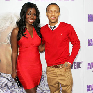 Camille Winbush, Bow Wow in Los Angeles Premiere of Tyler Perry's 'Madea's Big Happy Family'