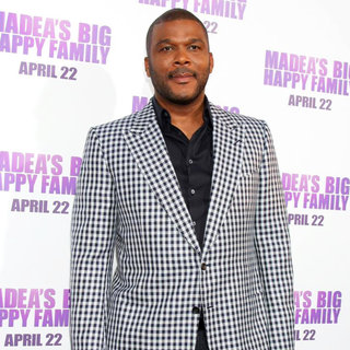 Los Angeles Premiere of Tyler Perry's 'Madea's Big Happy Family' - wenn3303054
