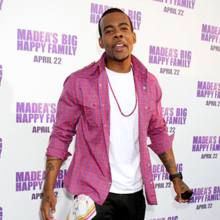 Mario in Los Angeles Premiere of Tyler Perry's 'Madea's Big Happy Family' - wenn3303074