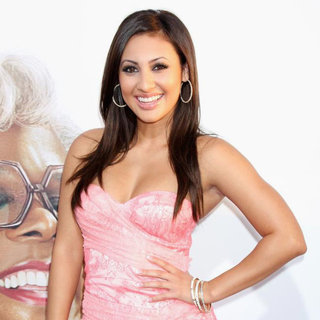 Francia Raisa in Los Angeles Premiere of Tyler Perry's 'Madea's Big Happy Family'