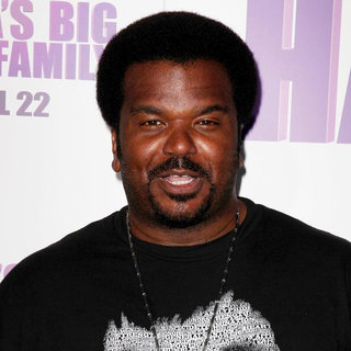 Craig Robinson in Los Angeles Premiere of Tyler Perry's 'Madea's Big Happy Family'