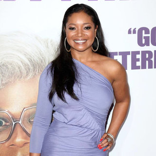 Tamala Jones in Los Angeles Premiere of Tyler Perry's 'Madea's Big Happy Family' - wenn3303188