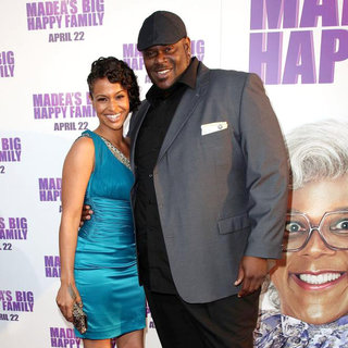 Shannon Kane, Abraham McDonald in Los Angeles Premiere of Tyler Perry's 'Madea's Big Happy Family'