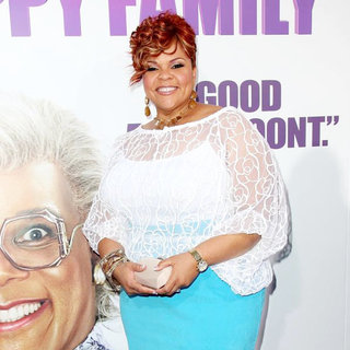 Tamela Mann in Los Angeles Premiere of Tyler Perry's 'Madea's Big Happy Family'