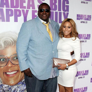 Quinton Aaron in Los Angeles Premiere of Tyler Perry's 'Madea's Big Happy Family'