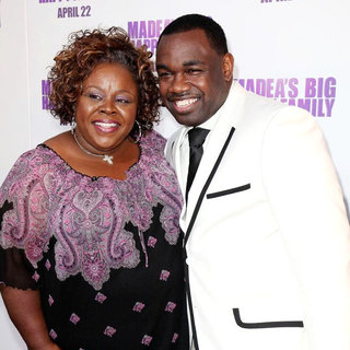 Cassi Davis, Rodney Perry in Los Angeles Premiere of Tyler Perry's 'Madea's Big Happy Family'