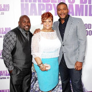 David Mann, Tamela Mann, Tyler Perry in Los Angeles Premiere of Tyler Perry's 'Madea's Big Happy Family'