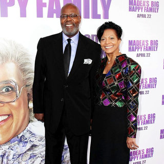 Reuben Cannon in Los Angeles Premiere of Tyler Perry's 'Madea's Big Happy Family'