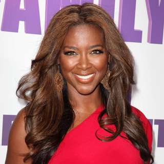 Kenya Moore in Los Angeles Premiere of Tyler Perry's 'Madea's Big Happy Family'