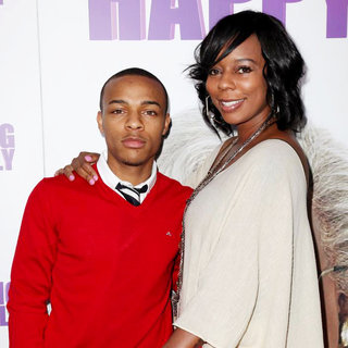 Bow Wow, Teresa Caldwell in Los Angeles Premiere of Tyler Perry's 'Madea's Big Happy Family'