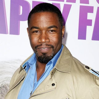 Michael Jai White in Los Angeles Premiere of Tyler Perry's 'Madea's Big Happy Family'