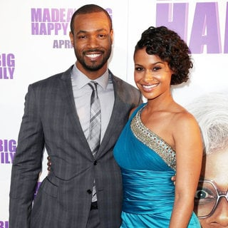 Isaiah Mustafa, Shannon Kane in Los Angeles Premiere of Tyler Perry's 'Madea's Big Happy Family'
