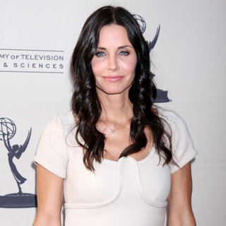 Courteney Cox in The Academy of Television Arts & Sciences Presents An Evening with 'Cougar Town'