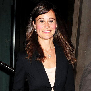 Pippa Middleton in The Engagement Party of Holly Branson to Fred Andrews