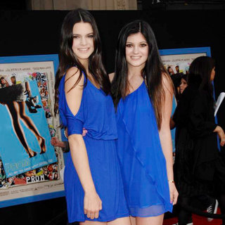 "Kendall Jenner, Kylie Jenner in World Premiere of ""Prom"""