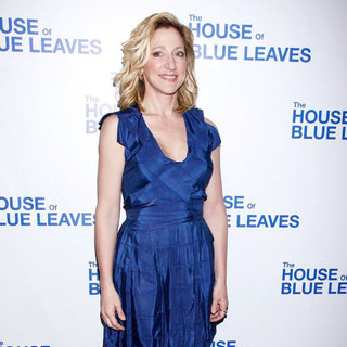 Edie Falco in Opening Night After Party for The Broadway Production of 'The House of Blue Leaves'