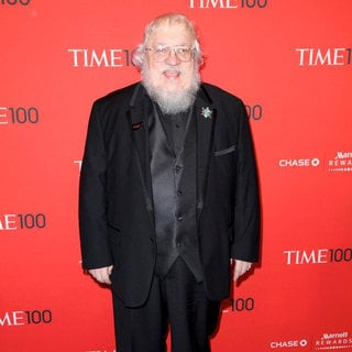 George R. R. Martin in TIME'S 100 Most Influential People in The World