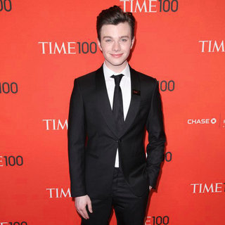 Chris Colfer in TIME'S 100 Most Influential People in The World