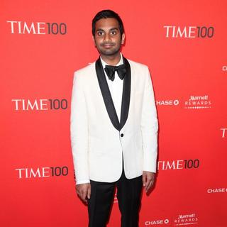 Aziz Ansari in TIME'S 100 Most Influential People in The World