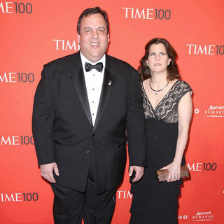 Chris Christie, Mary Pat Christie in TIME'S 100 Most Influential People in The World