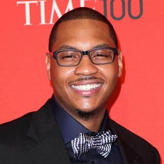 Carmelo Anthony in TIME'S 100 Most Influential People in The World