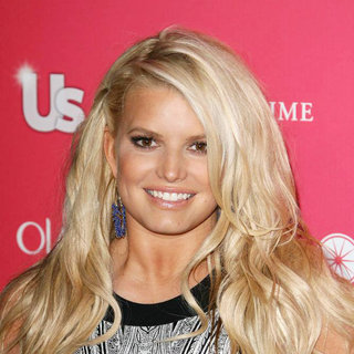 Jessica Simpson in US Weekly Annual Hot Hollywood Style Issue Event - Arrivals