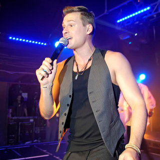 Lee Ryan, Blue in Blue Perform Live at G-A-Y