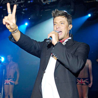 Duncan James, Blue in Blue Perform Live at G-A-Y