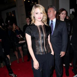 Dianna Agron in The 2nd Annual Mary J. Blige Honors Concert