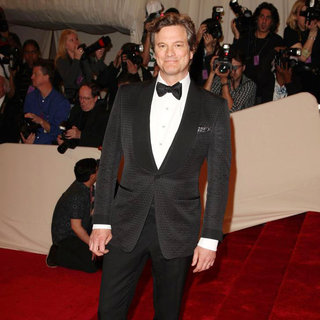 Colin Firth in Alexander McQueen: Savage Beauty Costume Institute Gala