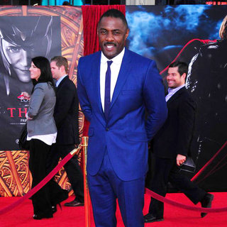 "Idris Elba in Los Angeles Premiere of ""Thor"" - Arrivals"