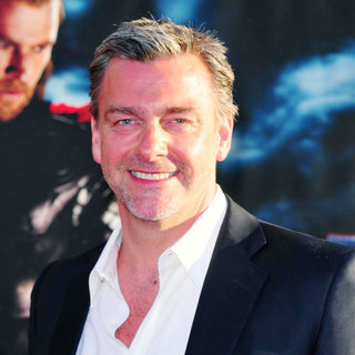 "Ray Stevenson in Los Angeles Premiere of ""Thor"" - Arrivals"