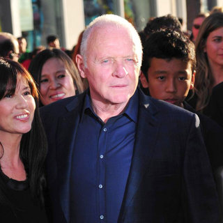 "Anthony Hopkins in Los Angeles Premiere of ""Thor"" - Arrivals - wenn3321727"
