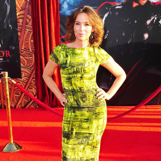 "Jennifer Grey in Los Angeles Premiere of ""Thor"" - Arrivals"