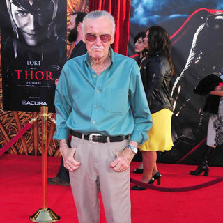 "Stan Lee in Los Angeles Premiere of ""Thor"" - Arrivals"