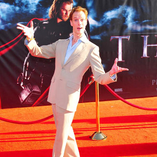 "Doug Jones in Los Angeles Premiere of ""Thor"" - Arrivals"
