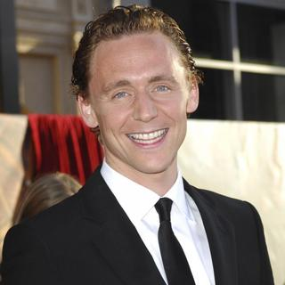 "Tom Hiddleston in Los Angeles Premiere of ""Thor"" - Arrivals"