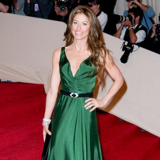 Dylan Lauren in Alexander McQueen: Savage Beauty Costume Institute Gala