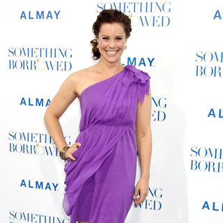 "Ashley Williams in Los Angeles Premiere of ""Something Borrowed"""