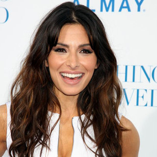 "Sarah Shahi in Los Angeles Premiere of ""Something Borrowed"""