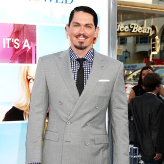 "Steve Howey in Los Angeles Premiere of ""Something Borrowed"""