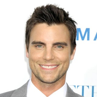 "Colin Egglesfield in Los Angeles Premiere of ""Something Borrowed"""