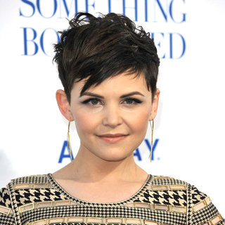 "Ginnifer Goodwin in Los Angeles Premiere of ""Something Borrowed"""