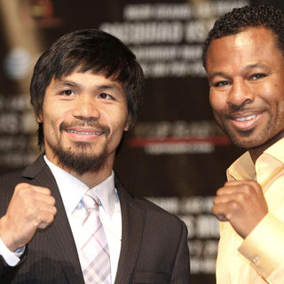 The Final Press Conference Where Manny Pacquiao is Defending His WBO Welterweight Title