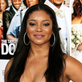 Tamala Jones in Los Angeles Premiere of 'Jumping the Broom'
