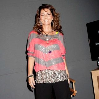 "Shania Twain in Meet The Author: Shania Twain, ""From This Moment On"""