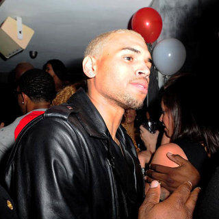 Chris Brown in The 22nd Birthday Party of Chris Brown