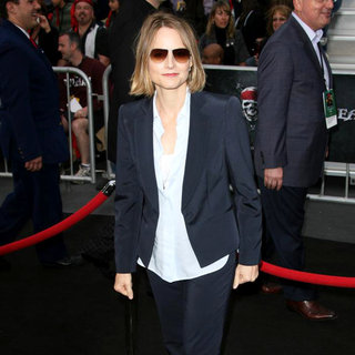 Jodie Foster in 'Pirates of the Caribbean: On Stranger Tides' World Premiere